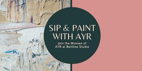 AYR Women's Event - Beltline Studio tickets