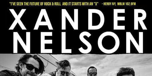 Xander Nelson & Livid Orange @ Empire Live Music & Events