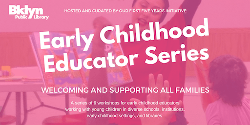 BKLYN Early Childhood Educator Series: Gender Development, Expression & Play (CTLE-3)