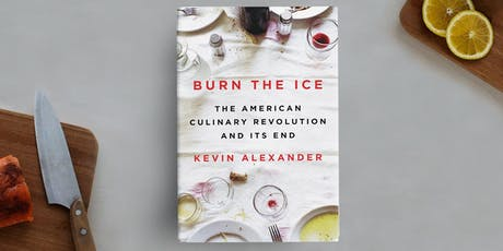 Burn the Ice with Kevin Alexander tickets