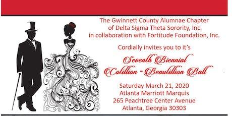 Seventh Biennial Cotillion~Beautillion Ball tickets