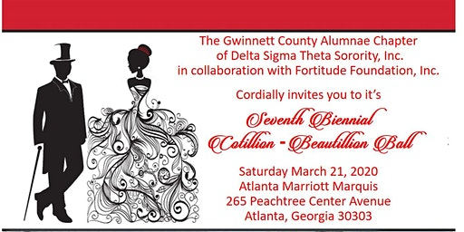 Seventh Biennial Cotillion~Beautillion Ball