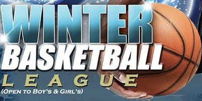 Kids Hoops Presents: Winter League Play