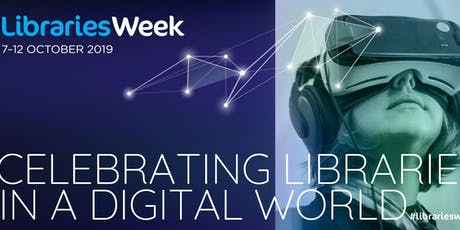 Library and STEM Ambassador Networking Event at Dalston CLR James Library 10/10/19 tickets