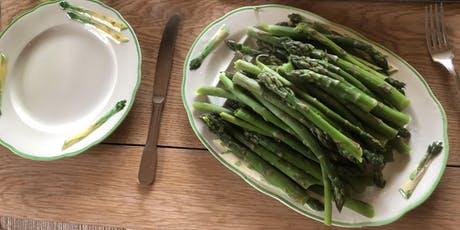 Italian cooking class: Rice and Asparagus Risotto tickets