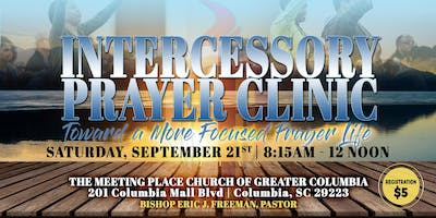 TMPC Intercessory Prayer Clinic