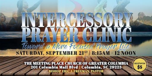 TMPC Intercessory Prayer Clinic