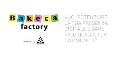 Bakeca Factory