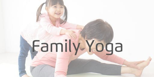 Family Yoga at Restore Meditation