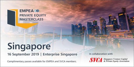 EMPEA Private Equity Masterclass | Singapore tickets
