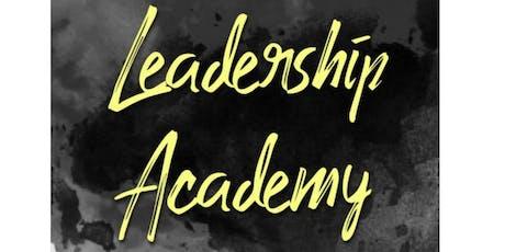 Leadership Academy tickets
