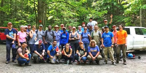 National Public Lands Day on the Appalachian Trail