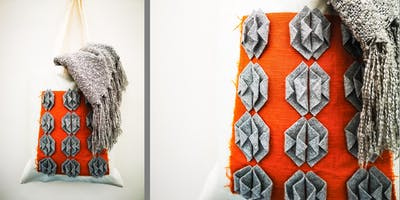 Transform Your Clothes with Textile Origami- Creative Course for All Levels