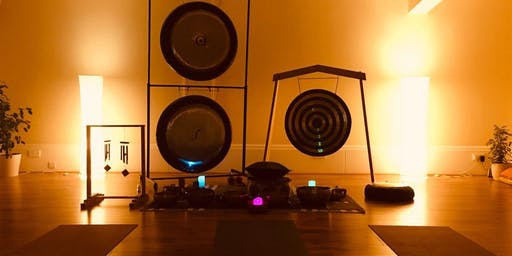 Sound Bath Relaxation and Mindfulness in Athlone