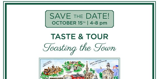 Greenwich Design District Taste & Tour: Toasting the Town