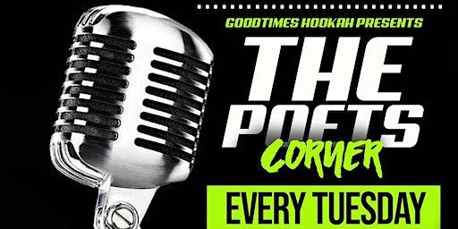 The Poets Corner Open Mic