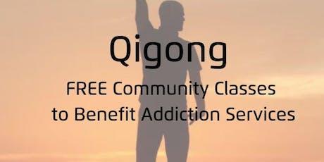 Qigong (FREE Community Class) at Restore Meditation tickets