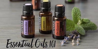 Essential Oils and Your Health...
