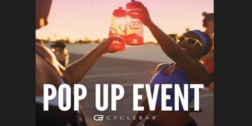 CycleBar Destination Ride @Thrival Festival