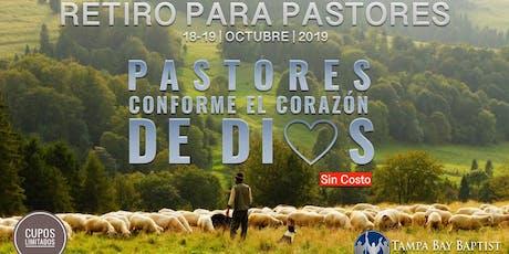 Retiro de Pastores billets