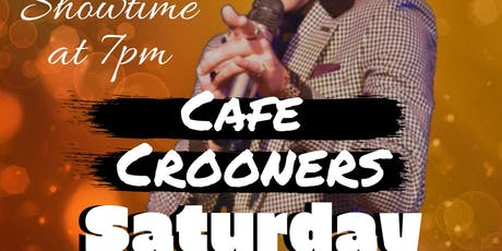 Cafe Crooners tickets