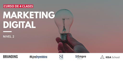 Curso De Marketing Digital Nivel 2