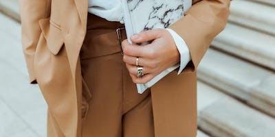 EL GINDI Fine Jewellery Pop Up at Paris Fashion Week