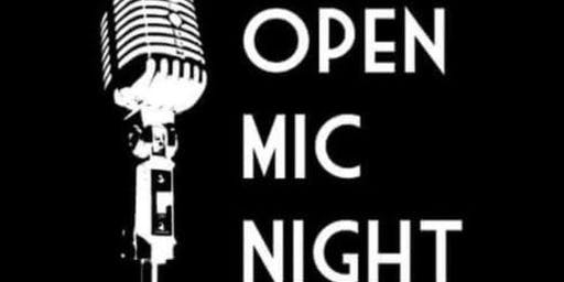 Open Mic Monday at The Hidden Still