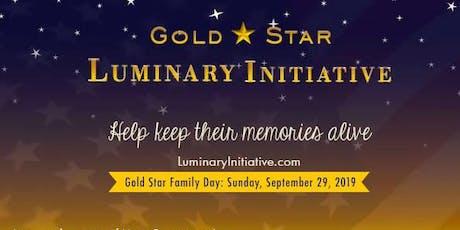 Gold Star Luminary Initiative tickets