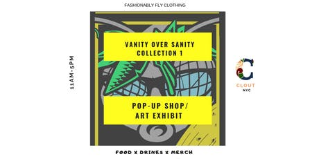 "Fashionably Fly Clothing ""VOS"" Collection 1 Pop-Up/Art Exhibit tickets"