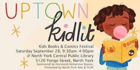 Uptown KidLit tickets