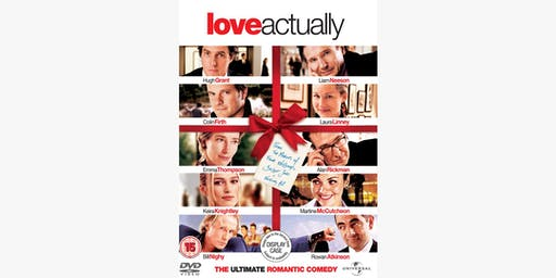 Newcastle - Santa's Rooftop Cinema X Love Actually
