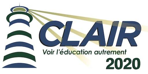 Clair2020 ; Voir l'Éducation autrement !