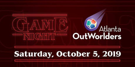 OutWorlders Game Night tickets