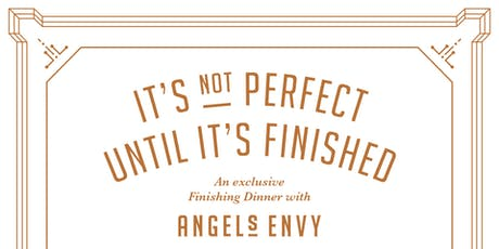 A Taste of Envy: an Angel's Envy Bourbon Pairing Dinner tickets