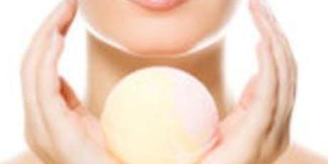 Bath Bomb Workshop- Toxin-free & Therapeutic tickets