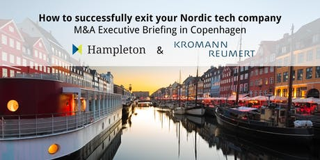 How to successfully exit your Nordic tech company tickets