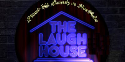 The Laugh House English Comedy Show Oct 5th
