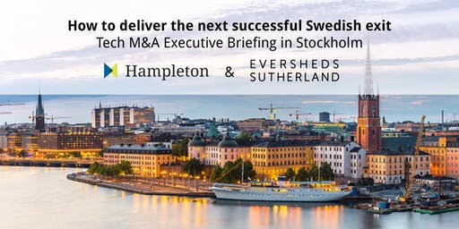 How to deliver the next successful Swedish exit