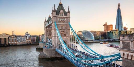 London Meets Detroit - Evening Networking Reception