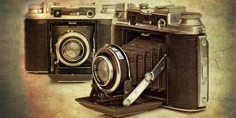 New Tricks with Old Cameras Weekend Workshop tickets