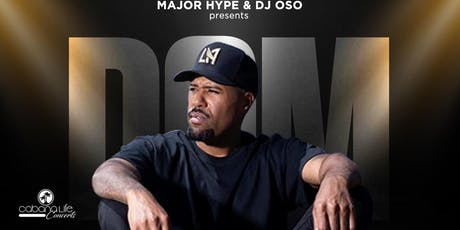 DOM KENNEDY LIVE IN DTLA 18+ tickets