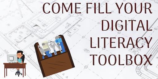 Digital Literacy Methods Workshop - Spring