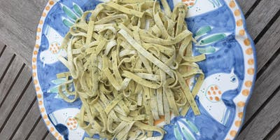 Italian cooking class: Scialatielli, the fresh pasta of Amalfiwith seafood