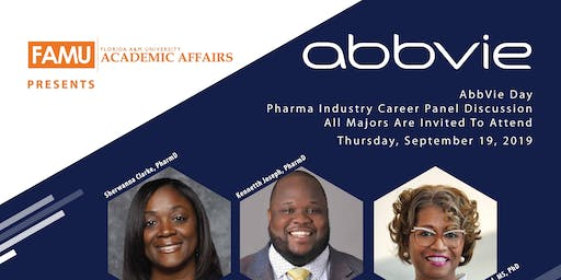 AbbVie Day - Pharma Industry Career Panel Discussion  For ALL MAJORS