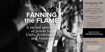 Fanning the Flame; A Sacred Assembly for Unity, Reconciliation and Mission