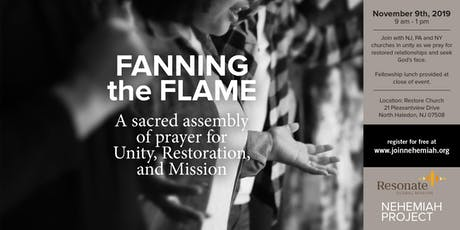 Fanning the Flame; A Sacred Assembly for Unity, Reconciliation and Mission tickets