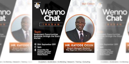 WennoChat Ibadan September Edition
