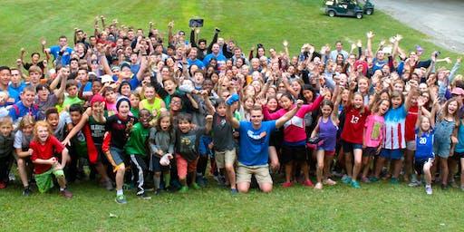 Camp Sloane's Camp For All Virtual 5K Virtual Fun Run