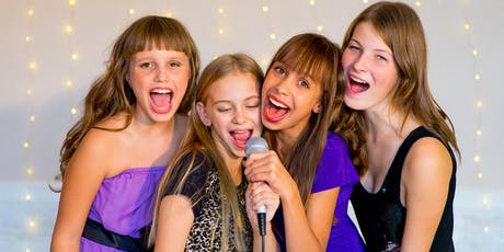 Auditions for Girl's Middle School Singing Performance Group tickets